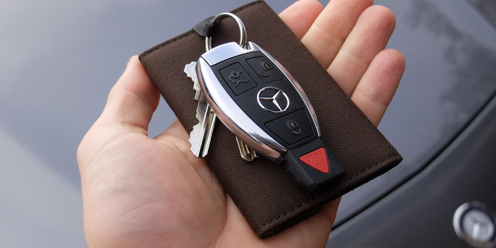 How To Replace A Lost Car Key FOB