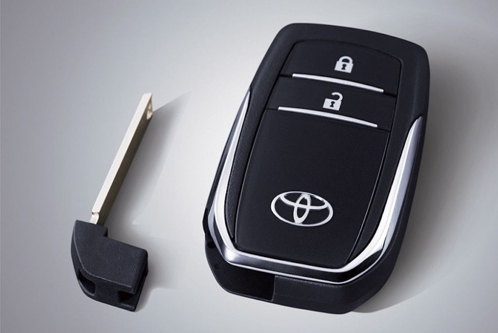 Lost Car Key Replacement Toyota