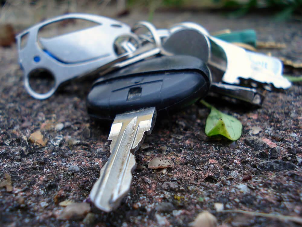 Should I Report A Lost Car Key